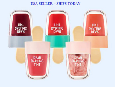 Dear Darling Water Gel Tint 4.5g Ice Cream Style USA Seller