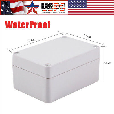 Waterproof Plastic Project Power Protective Case Junction Box Instrument IP65/66