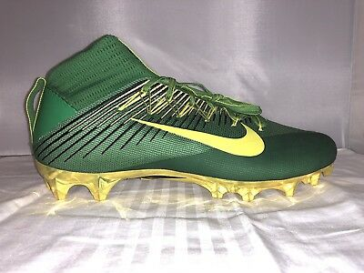 best website 70b02 b69ad Nike Vapor Untouchable 2 Jewels Football Cleats Men s Size 13 Oregon  835831-370