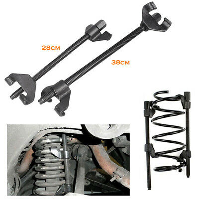 2x 280-380mm Coil Spring Compressor Clamp Heavy Duty Quality Car Truck Auto Tool
