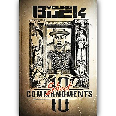 Custom Silk Poster Dope 2 Ya Young Buck Wall Decor 20x13 Inch