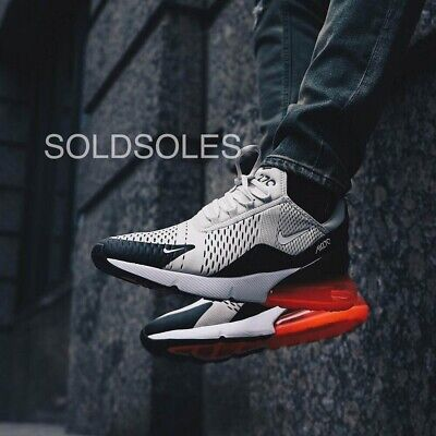 NIKE AIR MAX 270 Light Bone Hot Punch FOR SALE! | PicClick FR