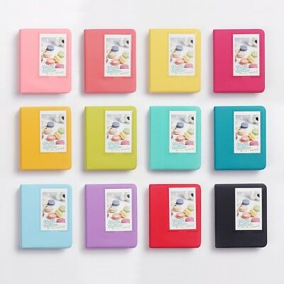 Polaroid FujiFilm Photo Film Instax Mini Album 64 Photos business card holder