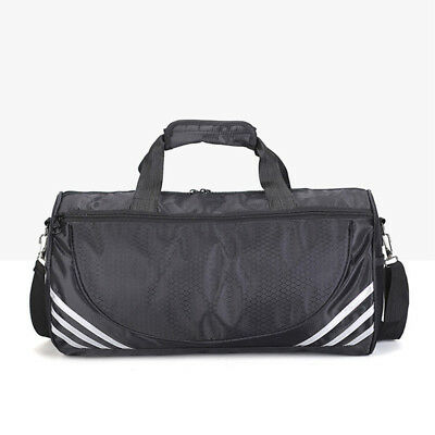 Travel Duffel Luggage Gym Fitness Exercise Sports Bag Tote Portable Holdall Pack