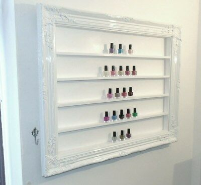 Nail Polish rack Nail bar Make up  Salon Gelish Vynilux CND Shellac OPI Rimmel