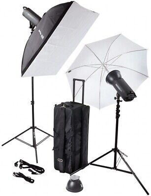 Helios 300P II Pro blitzstudio Set of 2
