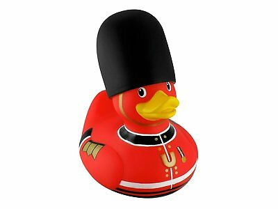 Bud Deluxe Duck - Royal Guard Rubber Duck