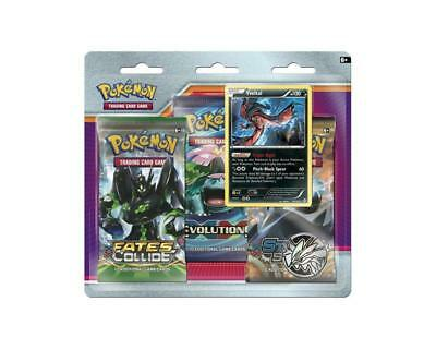 Pokemon 3-Pack Blister - Yveltal - Englisch