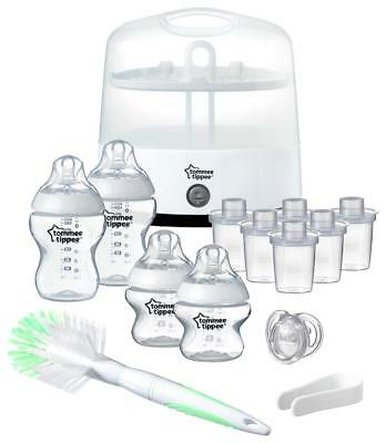 Fastest Electric Steam Steriliser Set Tommee Tippee Perfect For Any Kitchen