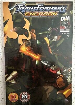 FREE SHIPPING!! DW TRANSFORMERS:ENERGON #25 Dynamic Forces GOLD Foil #799 L@@K!!