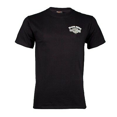 Black Hills Harley-Davidson® Men's Down Eagle Short Sleeve T-Shirt