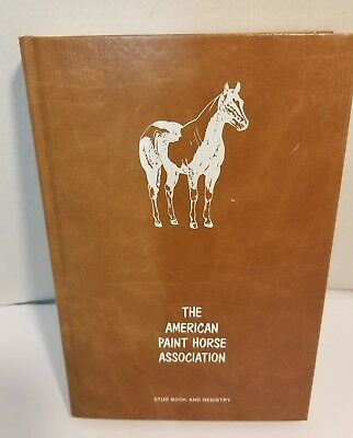 Paint Horse APHA Stud Book & Registry - Volume 10