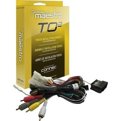 Hrn-Rr-To2 Idatalink Maestro To2 / Toyota & Scion Harness For Ads-Mrr