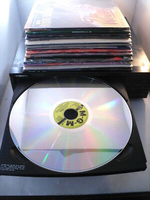Pioneer LD-870 Vintage 1989 Laser Disc Player w/ 14 Hollywood Blockbuster Movies