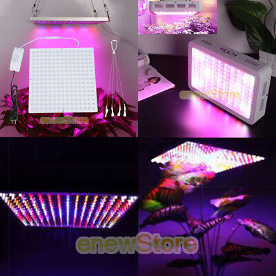 14W-300W LED Grow Light Hydro Full Spectrum Veg Flower Indoor Plant Lamp Panel