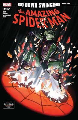 X5 Amazing Spider-Man #797 - 1st print  Cover A Marvel