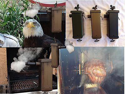 Wood Pellet Smoker BBQ IRON CHEF SMOKERS BBQ SMOKER COLD SMOKE GENERATOR