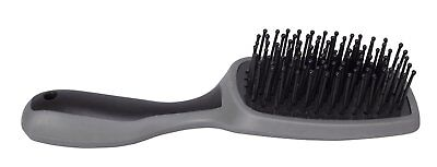 Wahl Equine Grooming Mane and Tail Brush 100% Rubber Soft Touch Anti Slip Handle