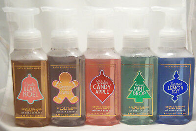 💚  Bath and Body Works Handsoap 5-er Pack Candy Coated    💚