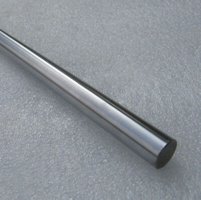 Dia. 4mm-20mm 45# Steel Round Rod Bar Shaft Axis Metal Optical 150mm-480mm-Long