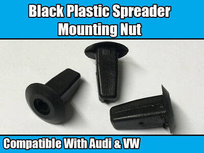 10x Clips for Audi 100 Coupe A8 VW Golf Passat Polo Spreader Mounting Nut