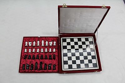 Natural Indian Marble Stone Chess Set Pieces and Board Decorative Indoor Games