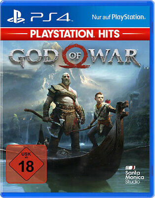 God of War (UNCUT Bonus Edition) (PS4) (inkl. DLC) (NEU & OVP) (Blitzversand)