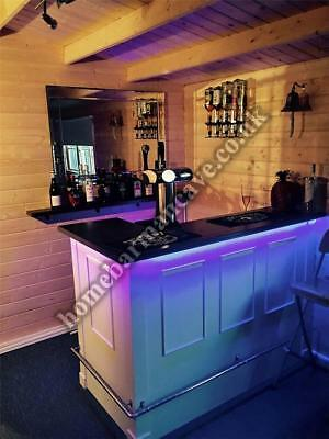 HOME DRINKS BAR Pub / Living Room Concervatory Log Cabin Shed Man ...