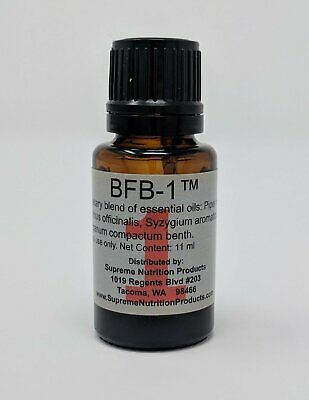 SUPREME NUTRITION BFB-2 Biofilm Essential Oil Blend, 11 ml - $33 95