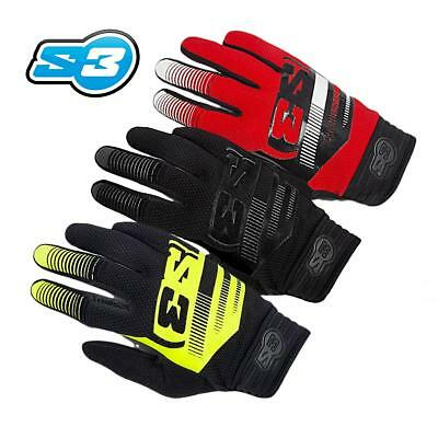 S3 Power Lightweight Riding Glove - Trials/Enduro/Trail/Offroad