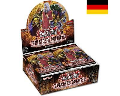 Legendary Duelists: Ancient Millennium Booster Display - Deutsch - 1. Auflage