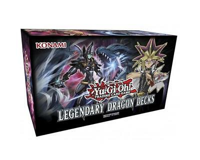 Legendary Dragon Decks - Holiday Box 2017 - Englisch