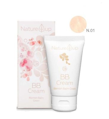 BB Cream colore n°01 sand - Nature Up - Bema Cosmetici