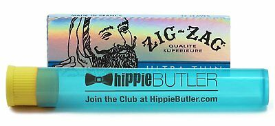 Zig Zag Ultra Thin 1 1/4 Rolling Papers  (1 Packs)