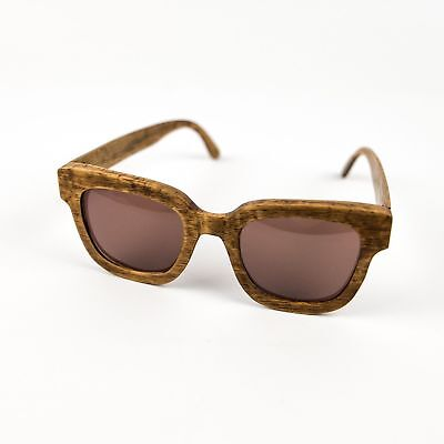 Wooden Glasses Wood Eye Wear Frame Handmade Sunglasses Classic Wooden Unisex