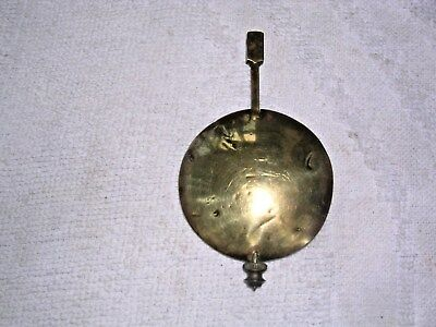 Clock  Parts ,  Mantel  Clock   Pendulum    90, Grms