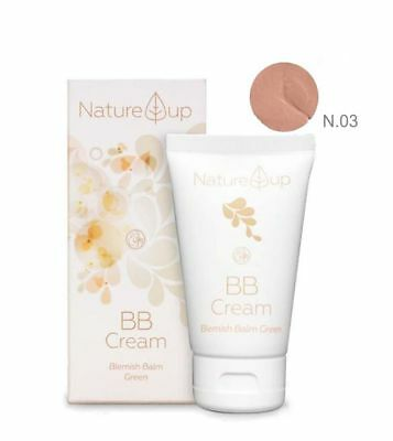 BB Cream colore n°03 sand - Nature Up - Bema Cosmetici