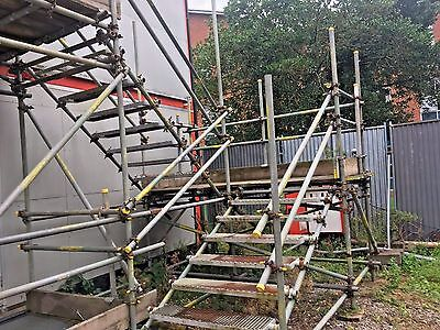 Adjustable Staircase | Scaffolding Steps | Cabin Stairs| Fire Escape WEST YORKS