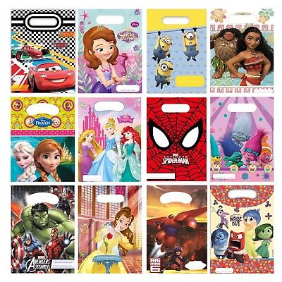 Childrens Boys Girls Party Bags Birthday Fillers Loot Toy Kids Choose Quantity