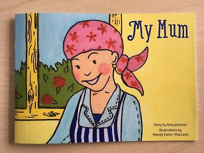 Alopecia UK Rhyming Story Booklet - My Mum (Alopecia Support, Awareness)