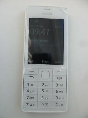 Very Very Rare Phone! Nokia 515 (C2-03) Rm-853 White Prototype Not For Sale.new!