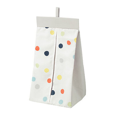 Ikea Baby Nappy Stacker Holder Dispenser Bag Organiser