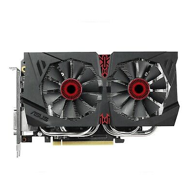 Asus nVidia GeForce GTX 1060 Strix DC2 6GB GDDR5 Gaming Graphics Video Card HDMI