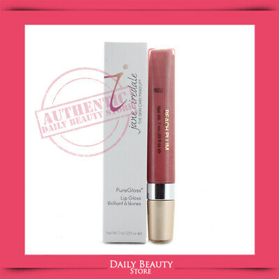 Jane Iredale PureGloss Lip Gloss 7ml 0.23oz Beach Plum NEW FAST SHIP