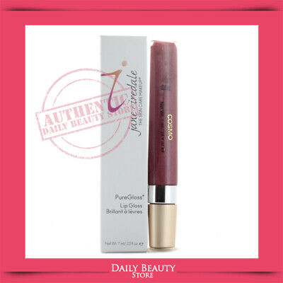 Jane Iredale PureGloss Lip Gloss 7ml 0.23oz Cosmo NEW FAST SHIP