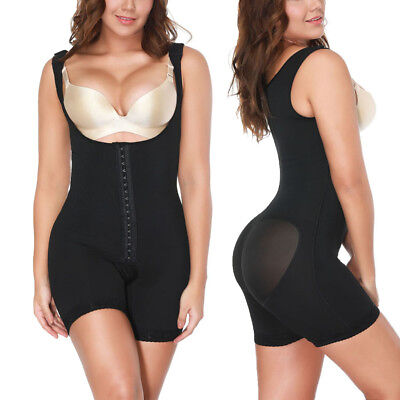 Fajate&Fajas Colombianas Reductoras Shaper Levanta Cola Post Surgery Girdle Slim