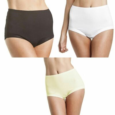New BONDS Plus Size Womens Cottontails Extra Lycra Full Brief Underwear
