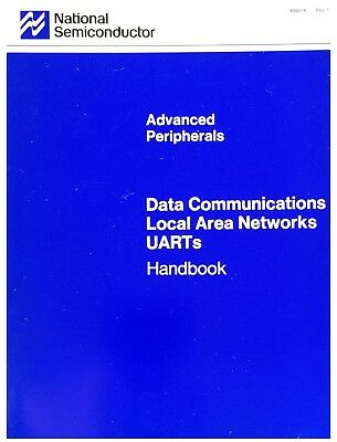 National Semiconductor - Local Area Networks ISDN UARTs Handbook Databook 1988