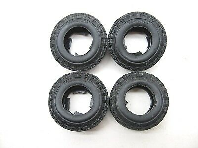 4 Commando XT Special 1/25 scale 4 x 4 pick up & Jeep tires AMT