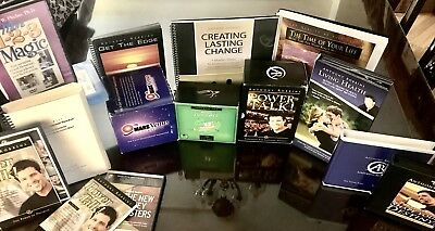 The Best of Tony Robbins & John Gray PH.D. DVDs. With More Bonuses.